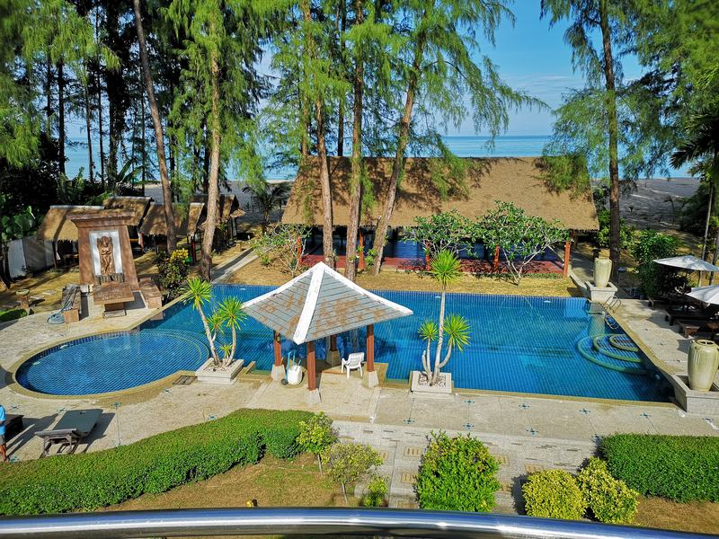 Oriental Beach Village Phuket Pool