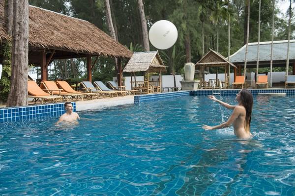 Naturist Hotel thailand