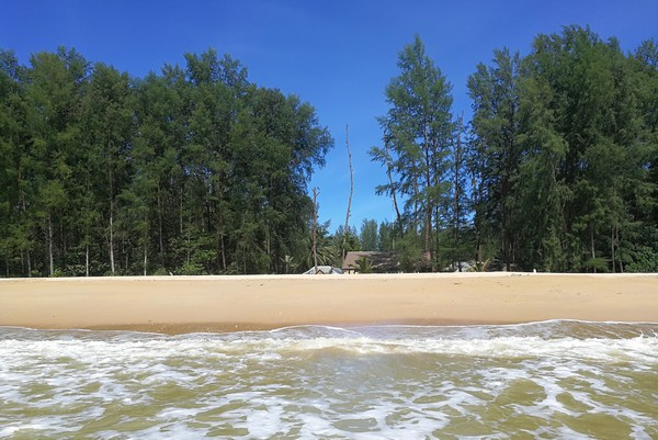 Beach Naturist Thailand