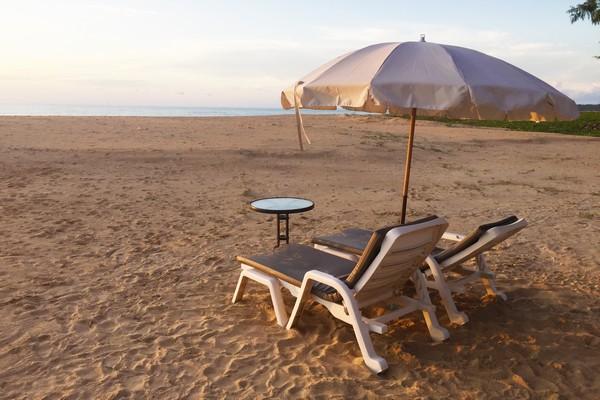 Naturist Beach Thailand